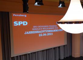 SPD-Jahreshauptversammlung 2021