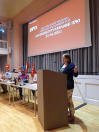 Ronja Endres Vorsitzende der BayernSPD