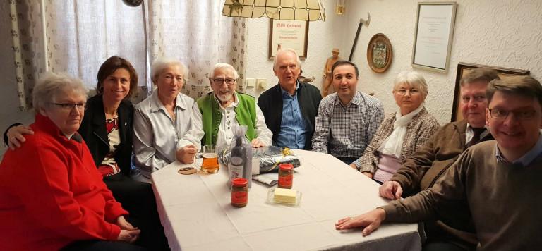 20190121 Will Heidrich 90ster Geburtstag 01