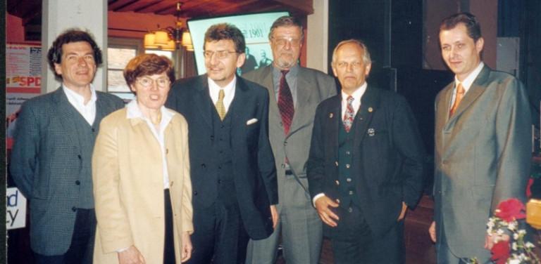 100 Jahre SPD Penzberg